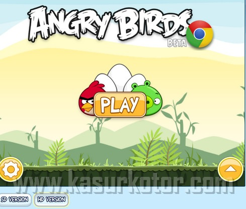 Main Angry Birds Online