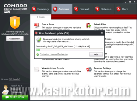 Download Comodo Internet Security Pro 2011, Lisensi Gratis 1 Tahun