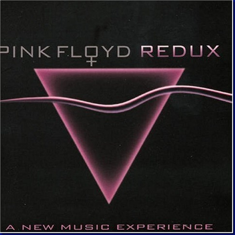 Pink Floyd Redux - A new music experience (Front)