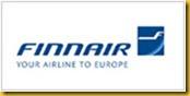 Finnair Logo per Pubblicità Sito