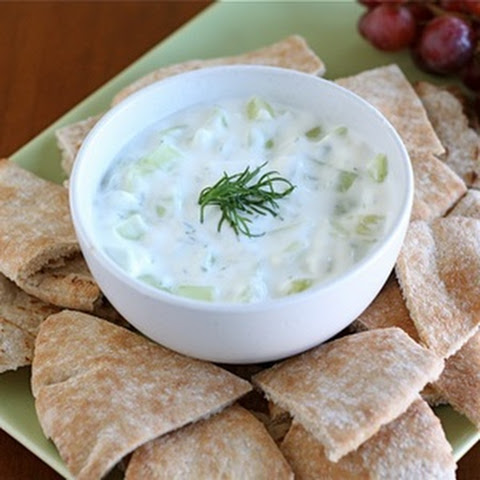Tzatziki - Greek Yogurt And Cucumber Dip Recipes — Dishmaps