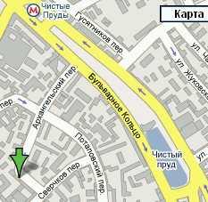 Адрес ЦКР - лечение дизартрии в Москве