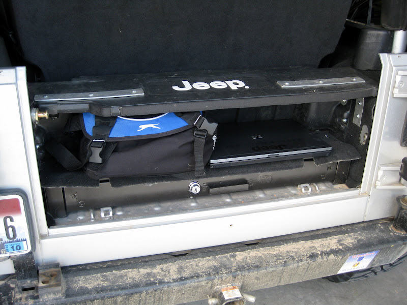 Jeep Tj Storage Solutions Page 2 Jeepforum Com