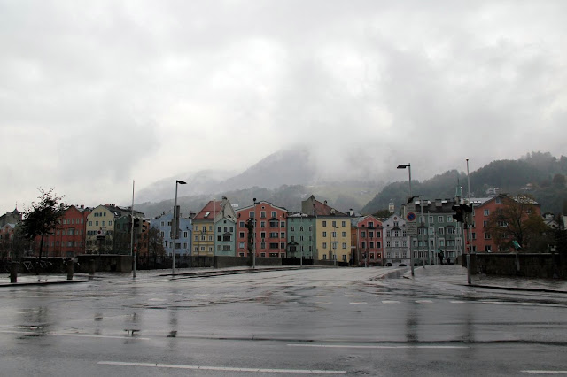 Innsbruck and the Swiss Alps