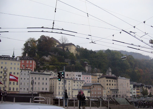 Oct 2010 in Salzburg Austria