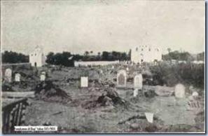 situs Kuburan islam Baqi sahabat nabi rasul Allah