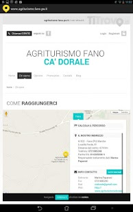 Agriturismo Fano (PU) - screenshot