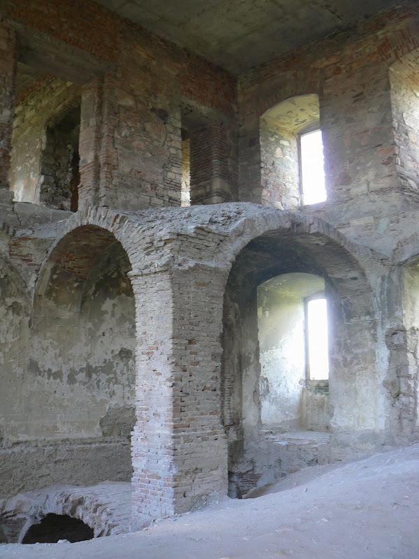 Castelul Banffy - Foste camere în clădirea principală