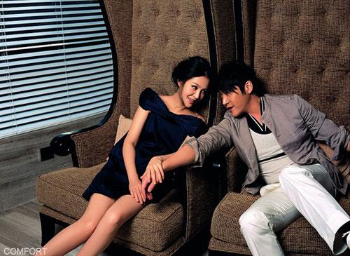 Lu Yi and Bao Lei