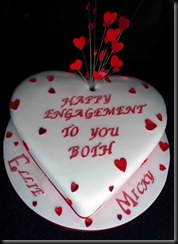 heart-shaped-engagement-cake