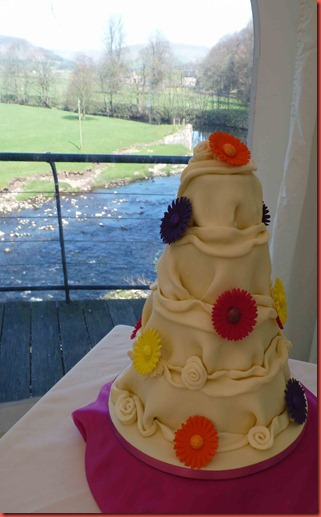 4-tier-chocolate-ruffle-and-gerberas-cake-inn-at-whitewell