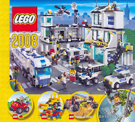Русский каталог LEGO за первое полугодие 2008 года