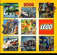 Русский каталог LEGO за второе полугодие 2006 года