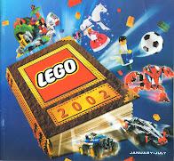 Русский каталог LEGO за первое полугодие 2002 года