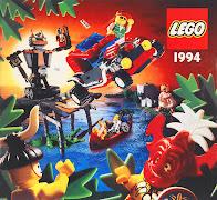 Русский каталог LEGO за 1994 год