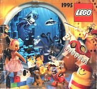 Русский каталог LEGO за 1995 год