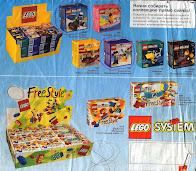 Русский каталог LEGO за 1996 год