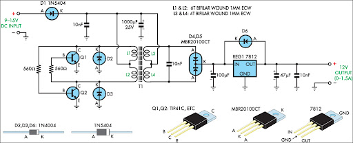 12v Regulated