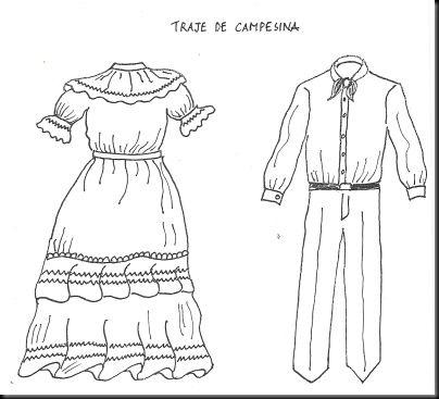 Como confeccionar disfraz trajes típicos de Honduras | Todo Halloween