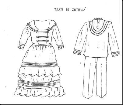 Como confeccionar disfraz trajes tpicos de Honduras