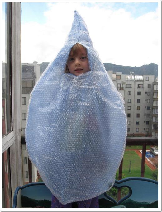 Water Drop Halloween Costume