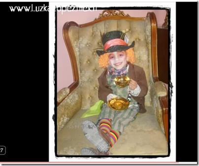 Disfraz casero de sombrerero loco : Solo Halloween