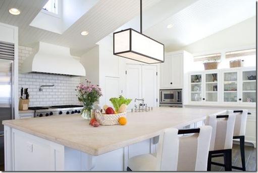 kitchen brown design