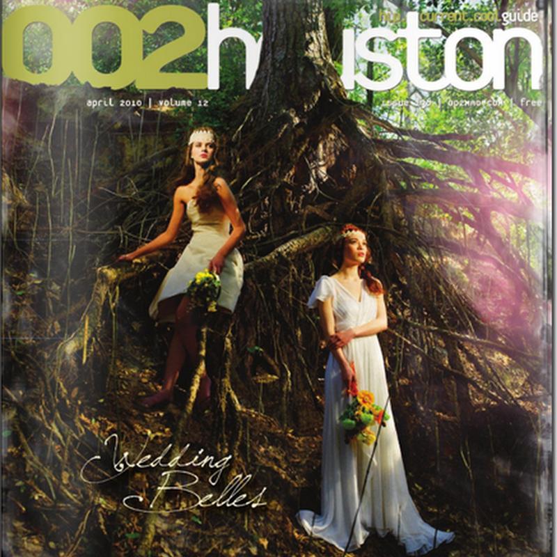 Thank you, 002 Houston Magazine!