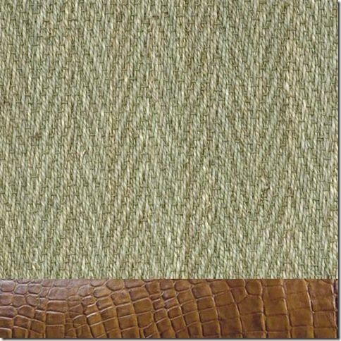 leather and herringbone seagrass[1]