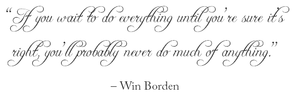 borden quote