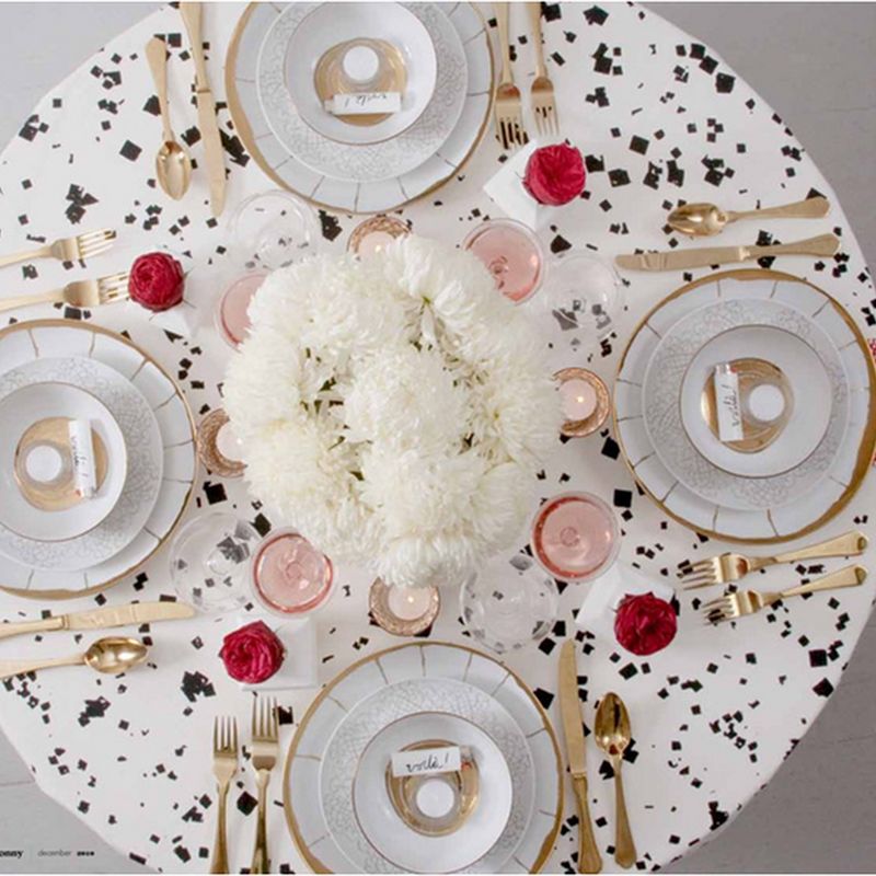 Get the Look: Lonny's Holiday Table