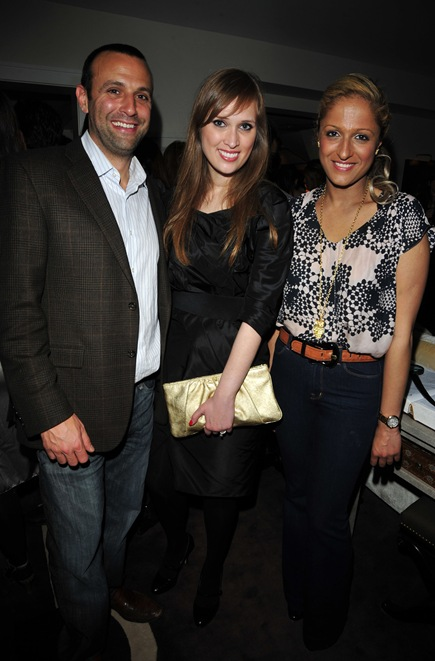 Bryan Daslow, Paloma Contreras, Anisha Lakhani==