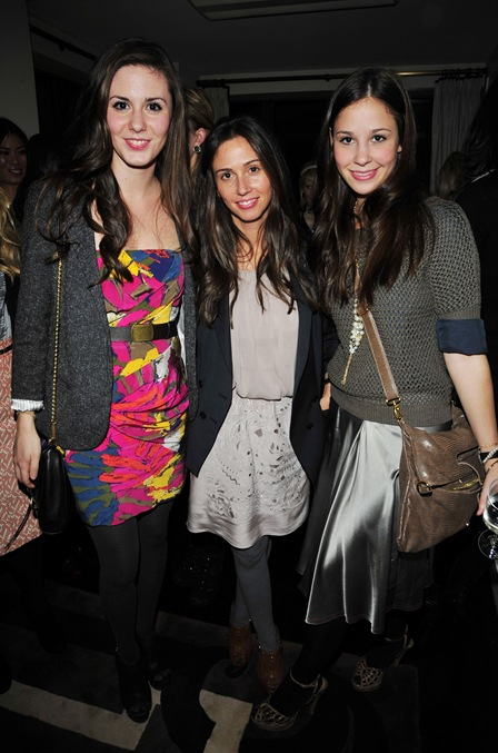 Andie Livengood, Liz Walker, Lacy Little==