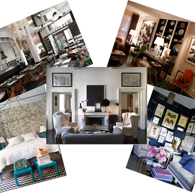 Do Tell: Who are your favorite interior designers?