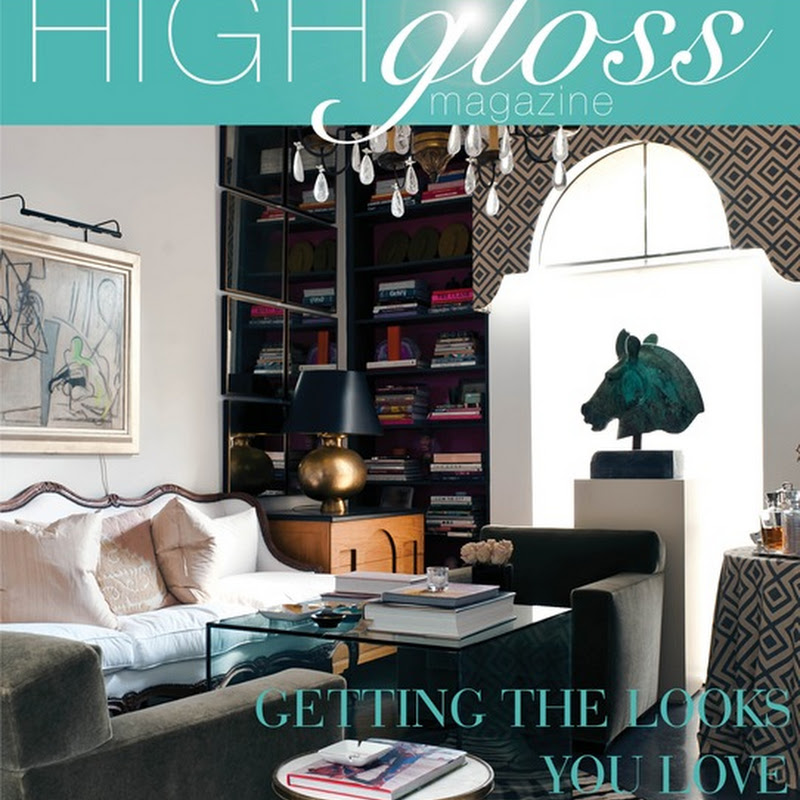 High Gloss Magazine: Issue 2 is here!