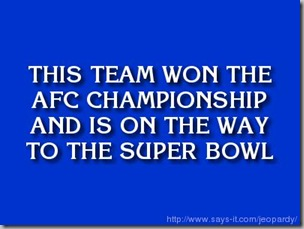 Colts Jeopardy