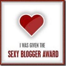 Award Sexy Blogger