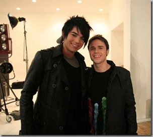 Adam and Kris