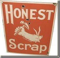 Award Honest Scrap