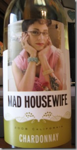 Mad Housewife wine