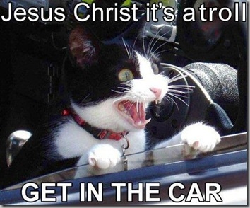 Trollz cat