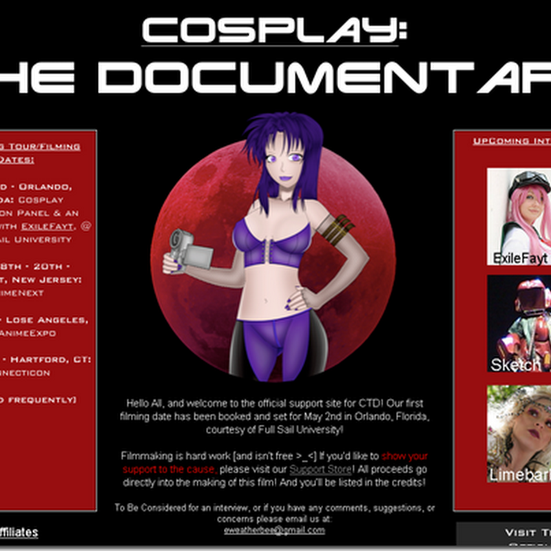 Cosplay Documentary