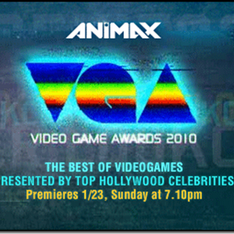 Video Games Award 2010 on Animax