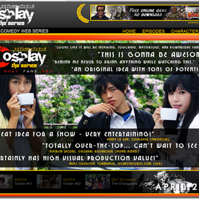 Cosplay: The Series (Live Action Drama)