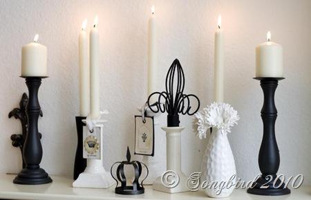 Black and white vignette8