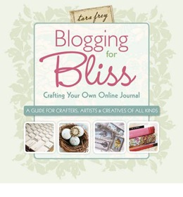 blogging for bliss bookcover