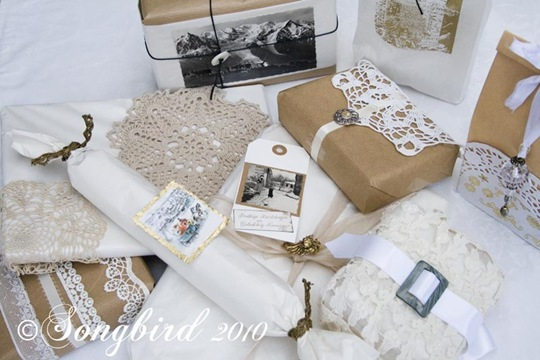 Christmas Wrapping Ideas 7