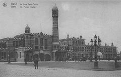 gare de Gand