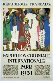Exposition Coloniale Internationale Paris 1931 Cartaz