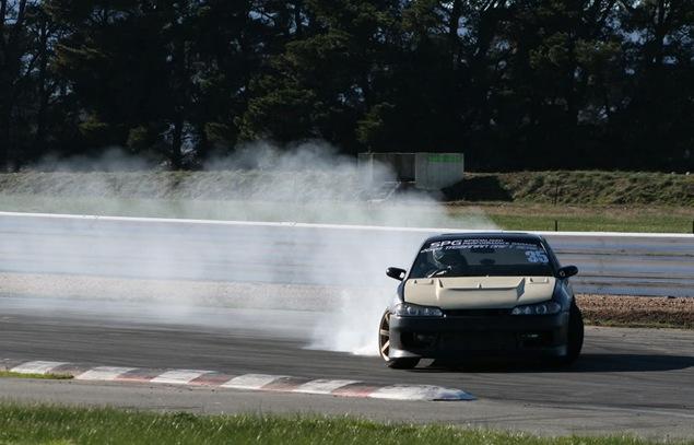 Silvia S15 Drifting